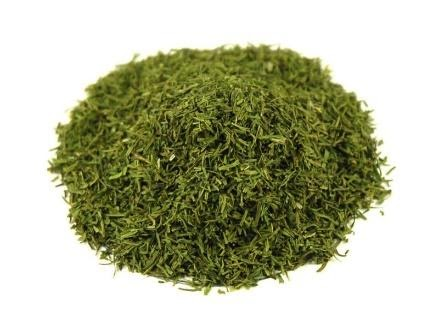 Dill Dried